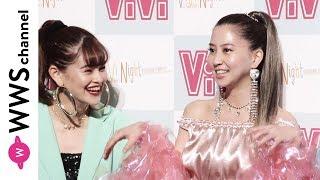 ファッション雑誌「ViVi」(講談社刊)に所属するモデルによるファッシ...