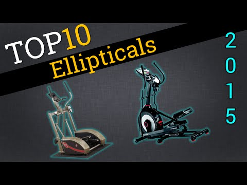 Top 10 Ellipticals 2015 | Compare Elliptical Machines