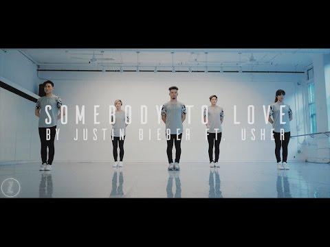 Somebody to Love    @JustinBieber @Usher @DanceOn    Kenichi Kasamatsu Choreography