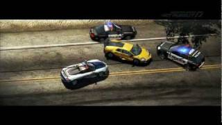 Need for Speed: Hot Pursuit - Online Interceptor with RejZoR: Tough Bull