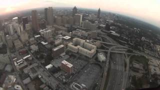 Ultimate Helicopter Tour Of Atlanta