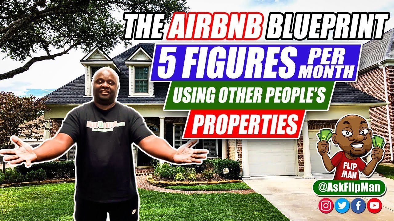 How to Make 5 Figures Per Month with AirBnB Using Other People's Properties 1