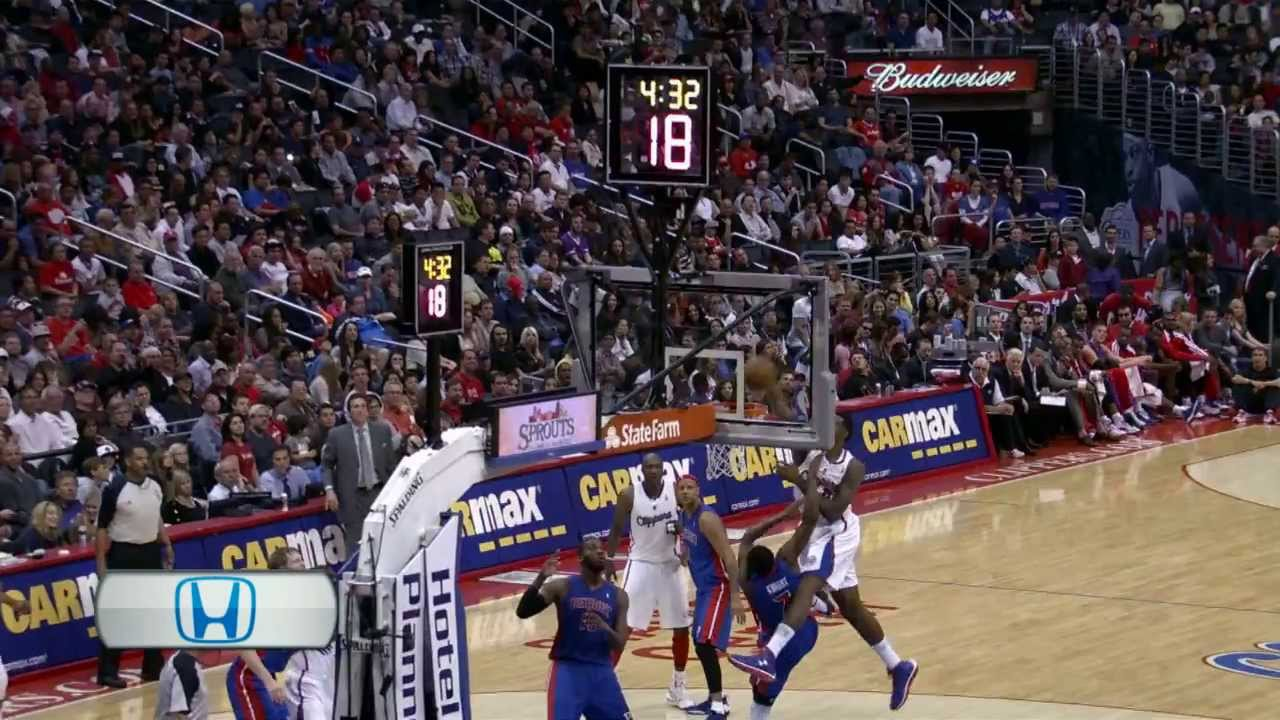 0960f262974 Los Angeles Clippers Top 10 Plays of the 2013 Season - YouTube