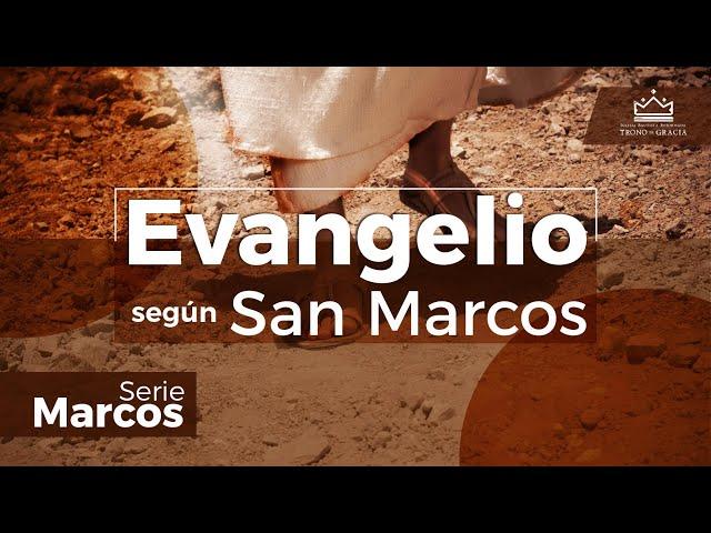Gracia escandalosa  / (Marcos 2: 13.17) / Serie Marcos / Ps. Plinio Orozco