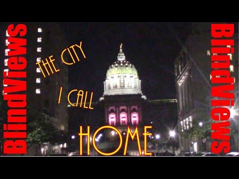 (Harrisburg) The Capital City of Pennsylvania