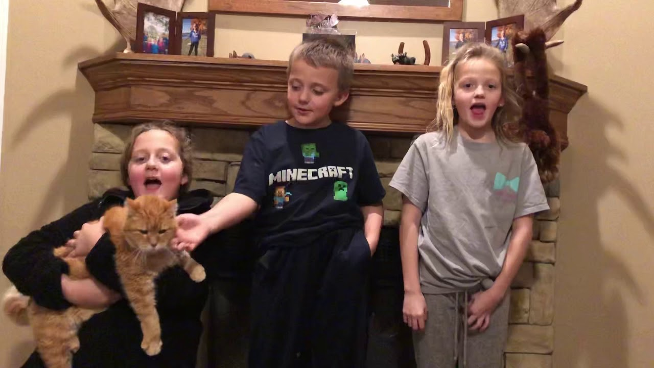 Triple Terrors Chuck Norris Singing Happy Birthday Youtube