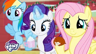 MLP: Friendship is Magic - Best Gift Ever! 🎁 'Mystery Voice 🎤' Official Short
