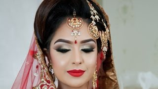 Asian Bridal Makeup | Traditional Look