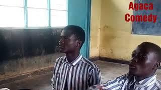 Umwana Wakanyombya Yakuse Mwarimu Part 1(Agaca Comedy