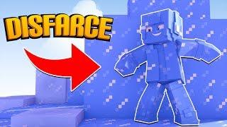Minecraft: DISFARCE DE GELO - (Esconde-Esconde)