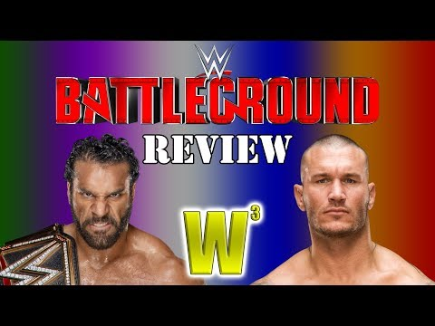 WWE Battleground 2017 Review | Wrestling With Wregret