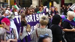 1 marcha estatal contra las violencias machistas 7n 2015