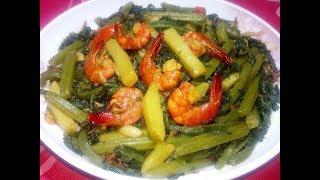 Lau Shaker Torkari - লাউ শাক ভাজি - Bottle Gourd Leaf Recipe - Healthy Lau Pata Recipe