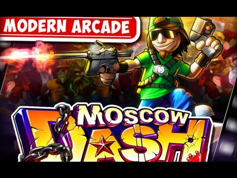 Moscow Dash - tizer