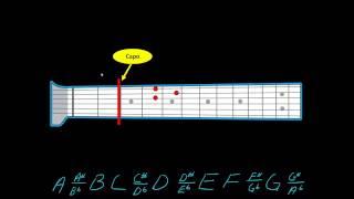 Understanding how a capo works