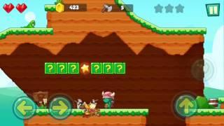Jungle Adventures: Super World | Flipy Bush | Gameplay Video Walkthrough part 2