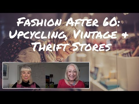 Shhh… Don't Share These Shopping Secrets (Vintage, Thrift and More!) | Fashion After 60