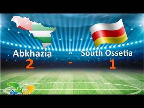 CONIFA Euro 2017 - Abkhazia vs South Ossetia