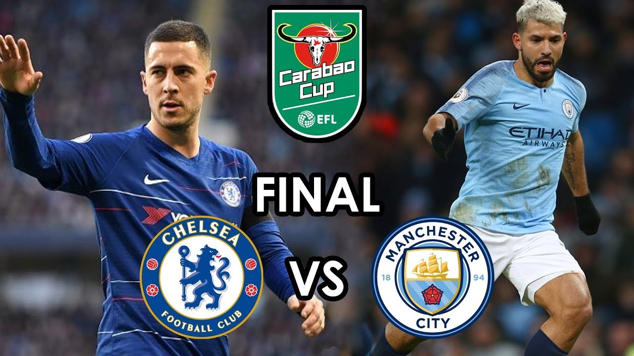 Chelsea vs Manchester City 0-0 (3-4) | CARABAO CUP FINAL ...