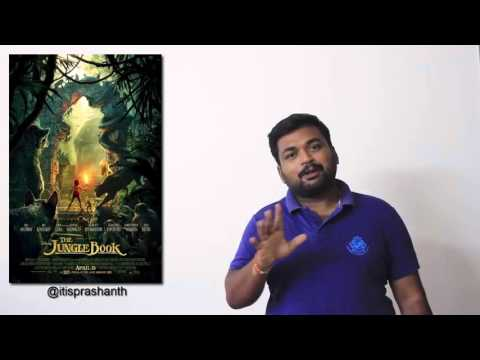 The Jungle Book Review By Prashanth