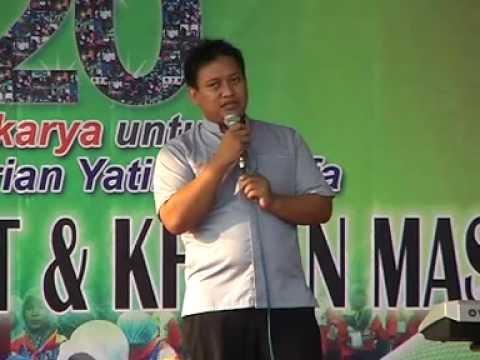 Milad Yatim Mandiri Ke-20 Tahun 2014 di Jombang Bersama Ma'rifat Billah