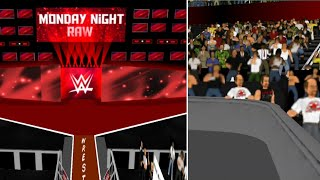 Wr3D Raw 2019 Arena Download