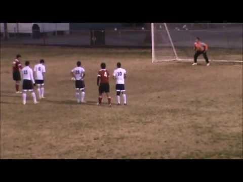 Luis Segura Soccer Highlights-Collinsville High School