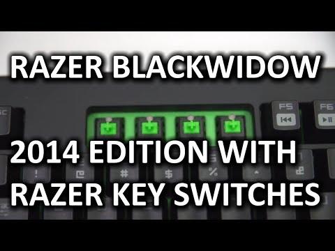 Razer Blackwidow Ultimate 2014