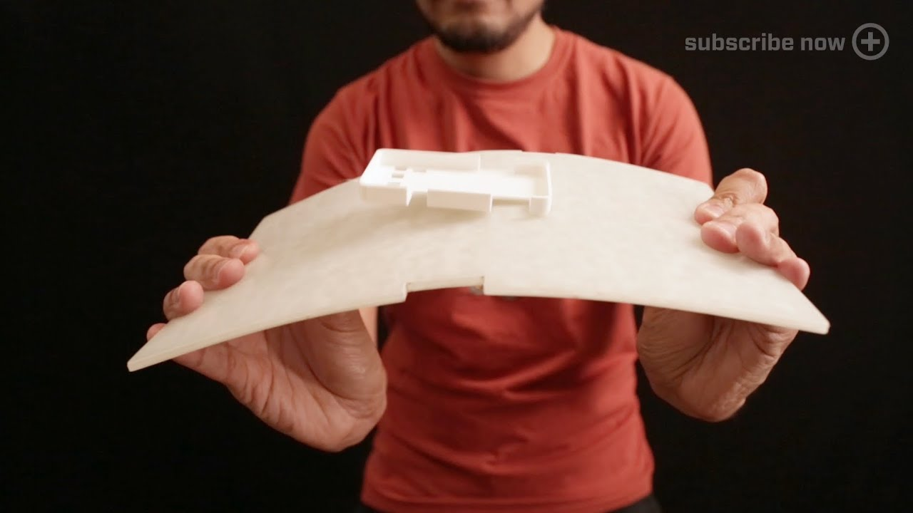 3D Printing on Ninja Plate Flexible Build Platform - YouTube