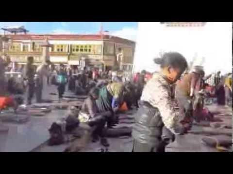Tibet East Winter 2013