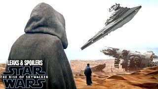 The Rise Of Skywalker Leaks Will Shock Fans! (Star Wars Episode 9)