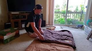 Coleman Big & Tall Sleeping Bag Review