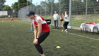 Wielka lekcja WF-u z siatkówką z Małgorzata Glinka- Mogentale,