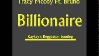 travis mccoy ft. bruno -billionaire (kaykay's reggeaton bootleg)