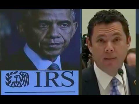 Jason Chaffetz Plays Homemade Video About IRS Crimes to Congress!