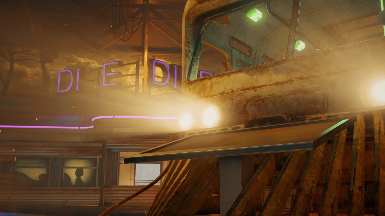 """Download """"Bus from the Beyond"""" - Museum of Unnatural History - Black Ops Zombies"""