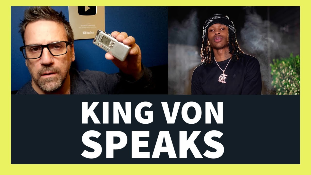 Download KING VON from Beyond - In Depth Spirit Box Session - Does he meet God?