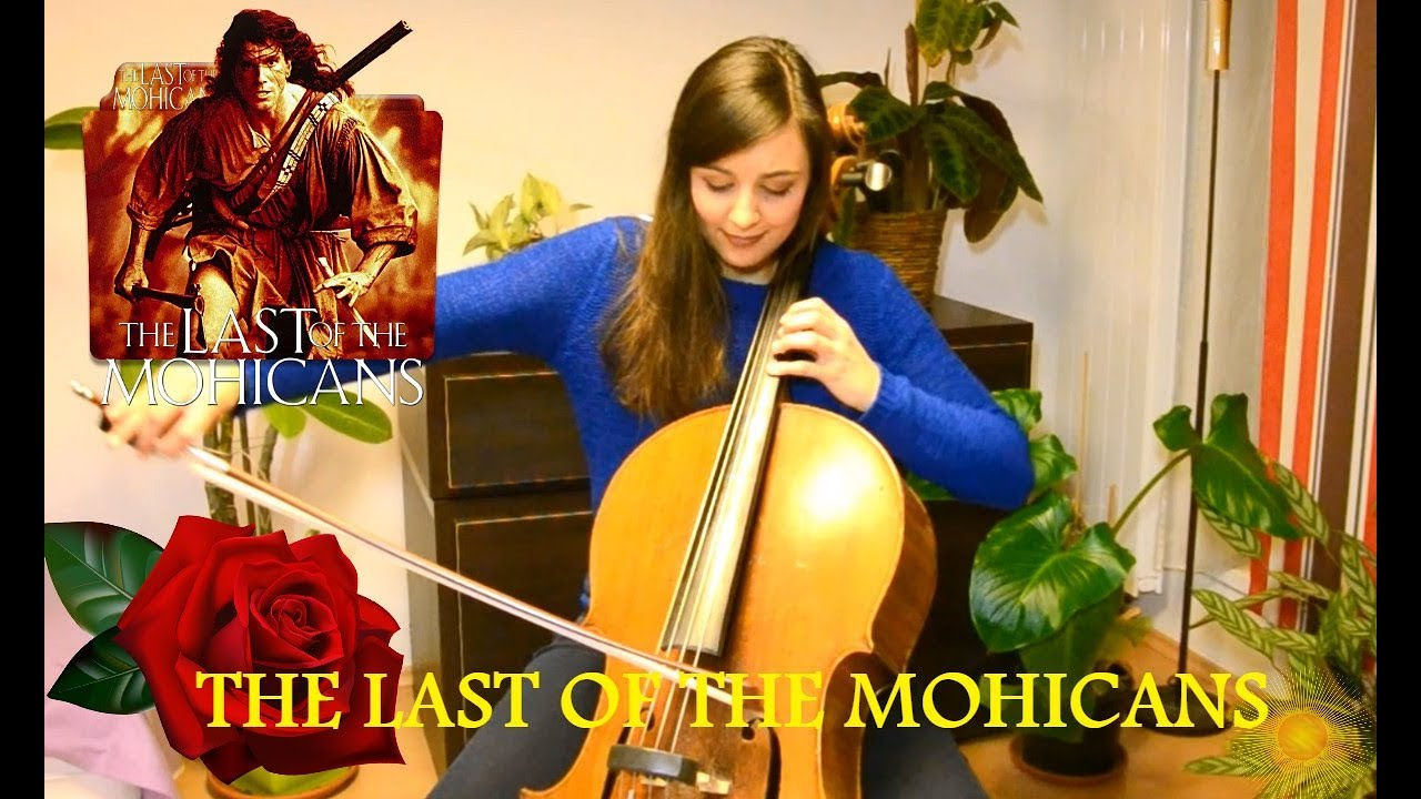 The Last of the Mohicans Cello Cover
