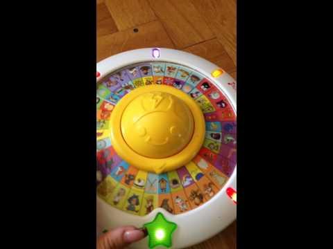 Обучающий диск Все обо всем (свет, звук)   S+S Toys