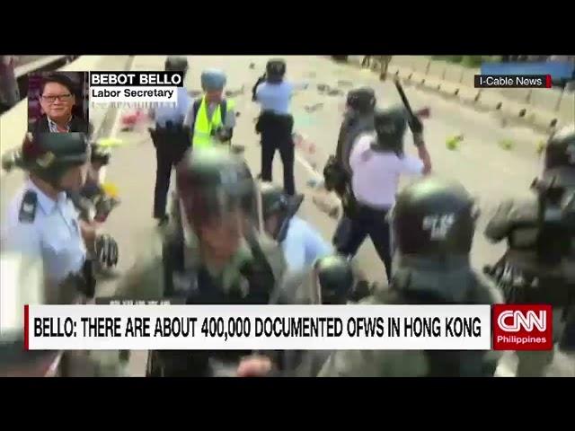 Flights cancelled, major roads blocked as Hong Kong protests escalate