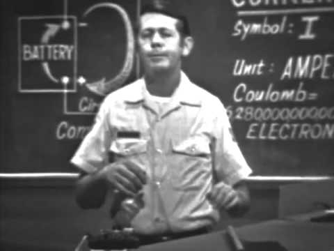 Electricity & Electronics - Current - 1974 US Air Force Training Film