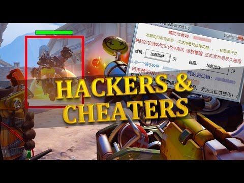 OVERWATCH HACKERS/CHEATERS ► Aimbot, Wallhack & More!