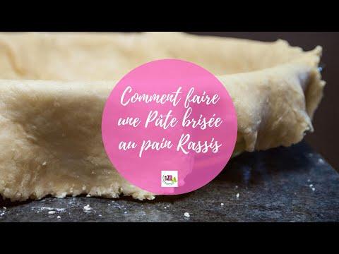 diy-:-comment-faire-une-pÂte-brisee-avec-du-pain-rassis-(thermomix)-tuto