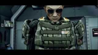 Crysis Warhead: Last boss and ending