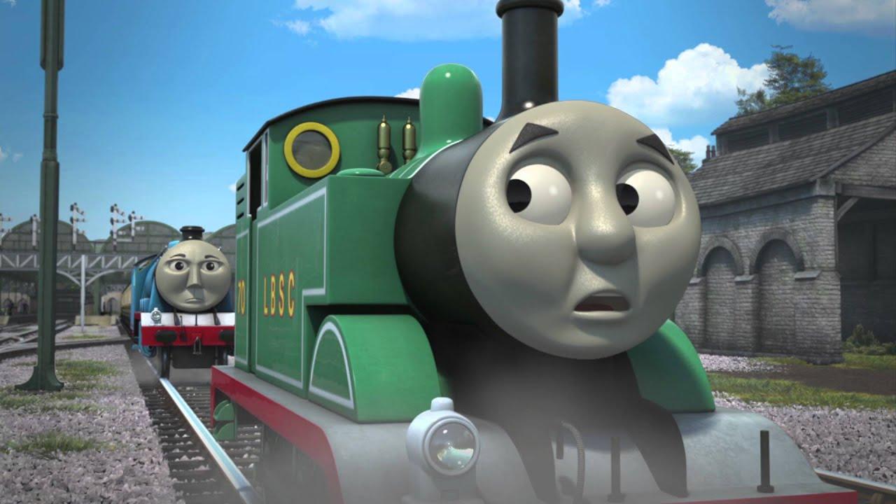 きかんしゃトーマス トーマスのはじめて物語 Youtube