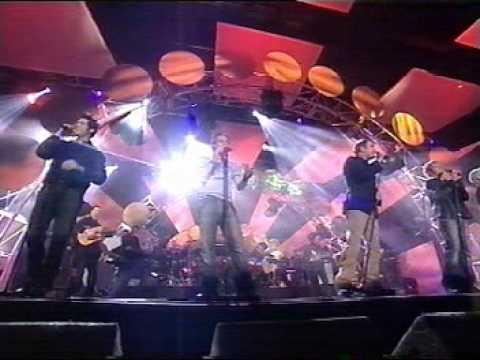 Westlife - Unbreakable  Childline 2003