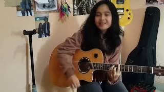 Jessie J - Flashlight (Acoustic) cover by Keisha