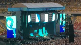Ed Sheeran - Full Concert in 4K. Bucharest, Romania, 03.07.19