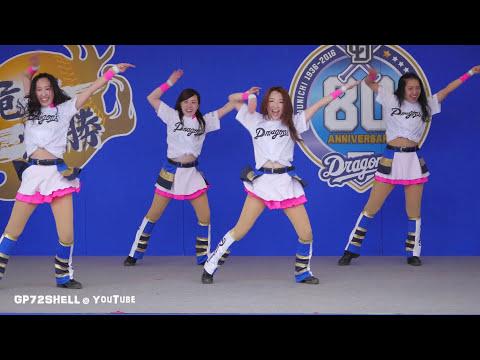 キタ━━━━(゚∀゚)━━━━ チアドラの宝刀♥トリプルVVVジャンプ!!