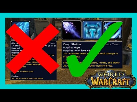 frost mage artifact challenge guide